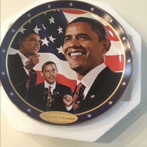 Barack Obama 44th President of the United States.